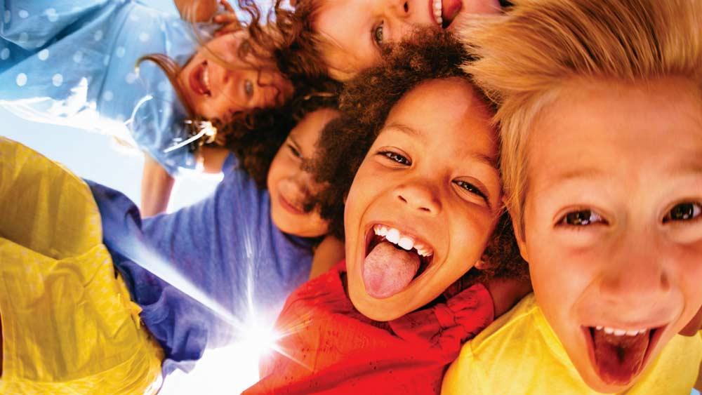 Fundraiser hjælp til udsatte børn
